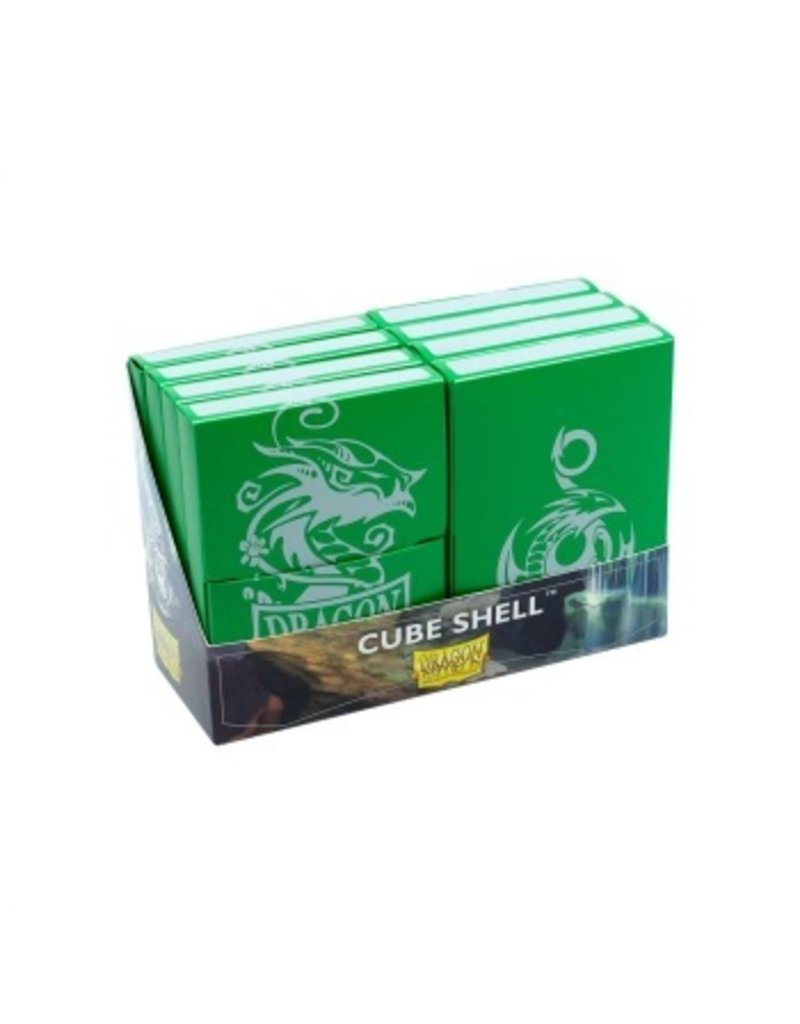 Dragon Shield Dragon Shield Cube Shell - Green