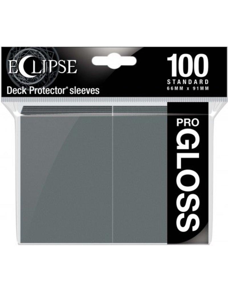 Ultra Pro Eclipse Standard Gloss Sleeves - Smoke Grey Ultra Pro