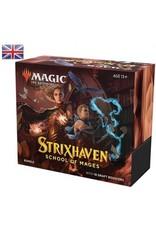 Magic The Gathering Strixhaven: School of Mages Bundle MTG