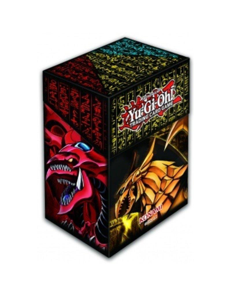 Yu-Gi-Oh! Yu-Gi-Oh! Slifer, Obelisk, & Ra - Card Case