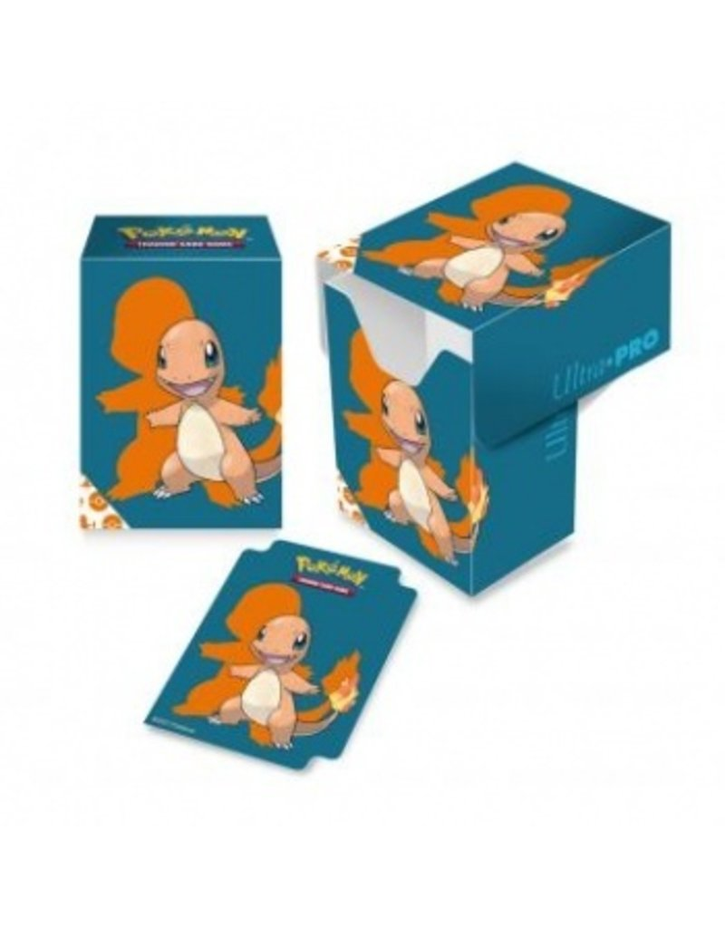 Ultra Pro Pokemon Deckbox - Charmander Ultra Pro