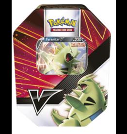 The Pokémon Company Tyranitar V Summer 2021 V Strikers Tin Pokemon