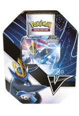 The Pokémon Company Empoleon V Summer 2021 V Strikers Tin Pokemon