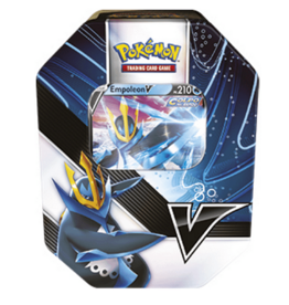 The Pokémon Company Empoleon V Summer 2021 V Strikers Tin Pokemon