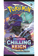The Pokémon Company Pokemon Sword & Shield Chilling Reign Booster Pack