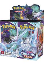 The Pokémon Company Pokemon Sword & Shield Chilling Reign Booster Box