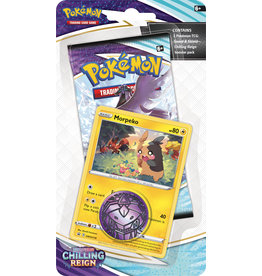 The Pokémon Company Pokemon Sword & Shield Chilling Reign Checklane Blister Morpeko