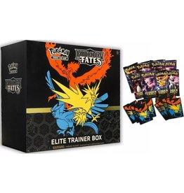 The Pokémon Company Pokemon Hidden Fates Elite Trainer Box (Reprint)