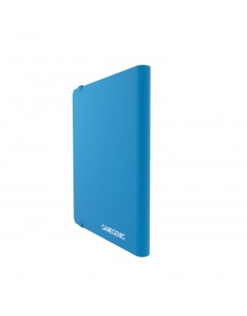 Gamegenic Casual Album 18-Pocket Blue Gamegenic