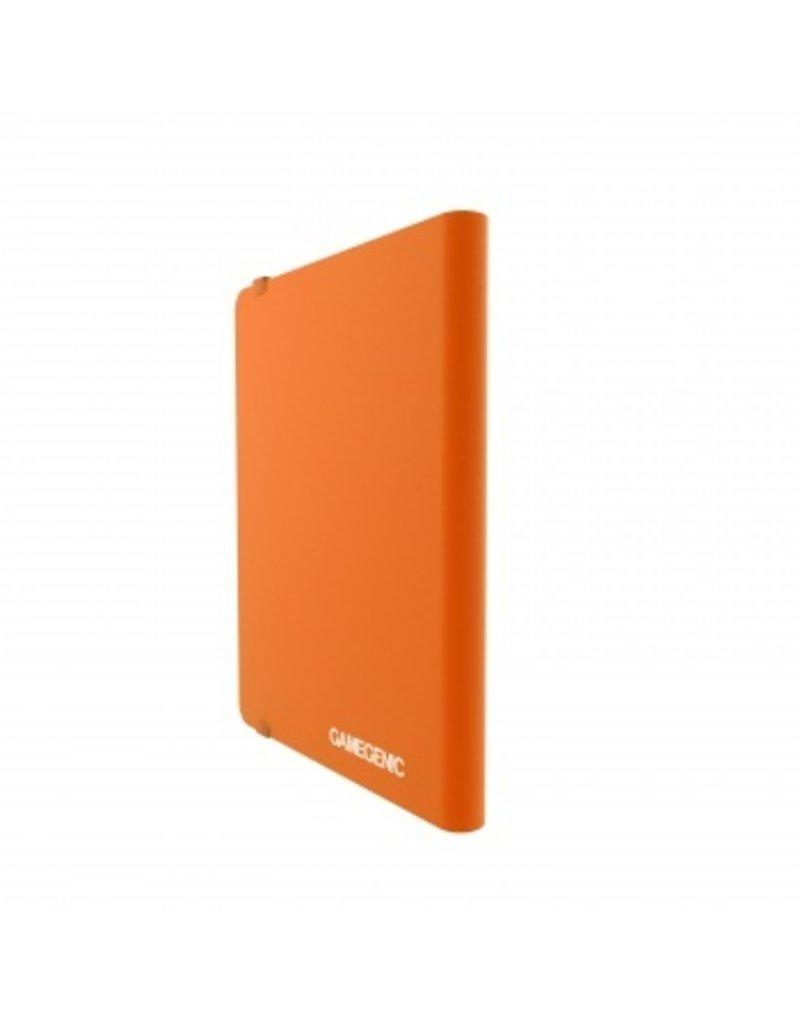 Gamegenic Casual Album 18-Pocket Orange Gamegenic