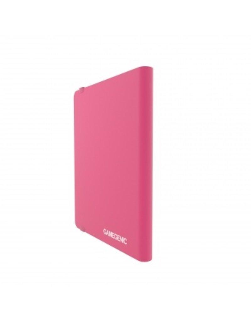 Gamegenic Casual Album 18-Pocket Pink Gamegenic
