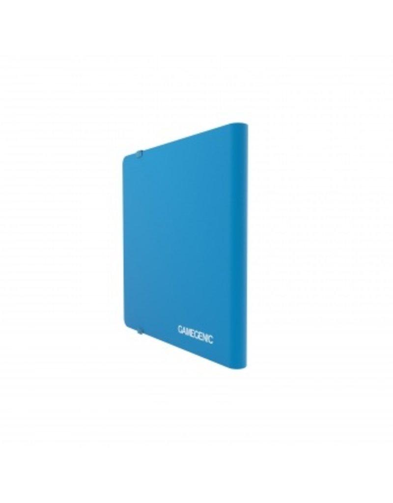Gamegenic Casual Album 24-Pocket Blue Gamegenic