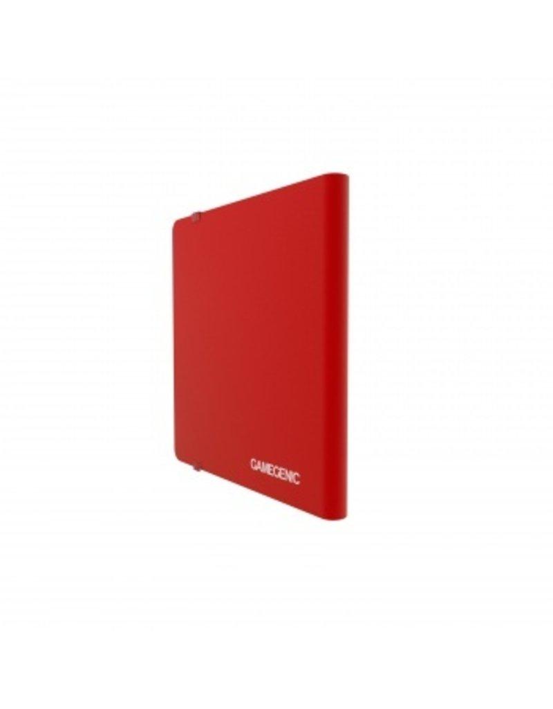 Gamegenic Casual Album 24-Pocket Red Gamegenic