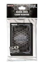Yu-Gi-Oh! Dark Hex Sleeves Yu-Gi-Oh! (50 Sleeves )