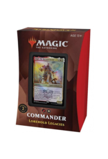 Magic The Gathering Commander Strixhaven: Lorehold Legacies Deck MTG