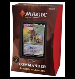 Magic The Gathering Commander Strixhaven: Lorehold Legacies Deck MTG