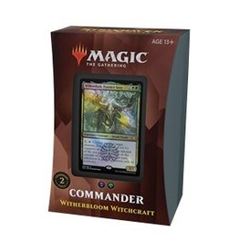 Magic The Gathering Commander Strixhaven: Witherbloom Witchcraft Deck MTG
