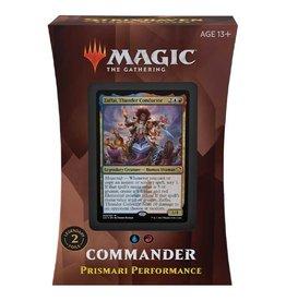 Magic The Gathering Commander Strixhaven: Prismari Performance Deck MTG