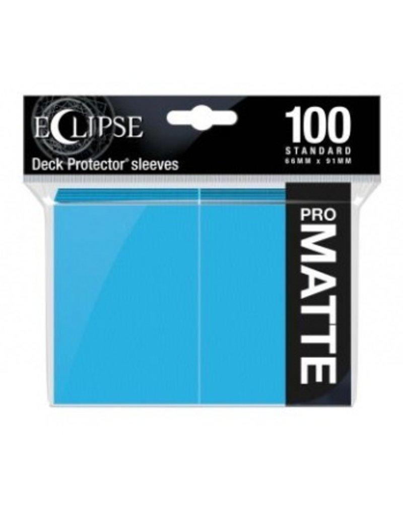 Ultra Pro Eclipse Standard Matte Sleeves Sky Blue Ultra Pro