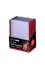 Ultra Pro Toploaders Red Bordered Ultra Pro