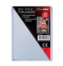 Ultra Pro Oversized Toploader (25 Pieces) Ultra Pro (Oversized Commander Cards)
