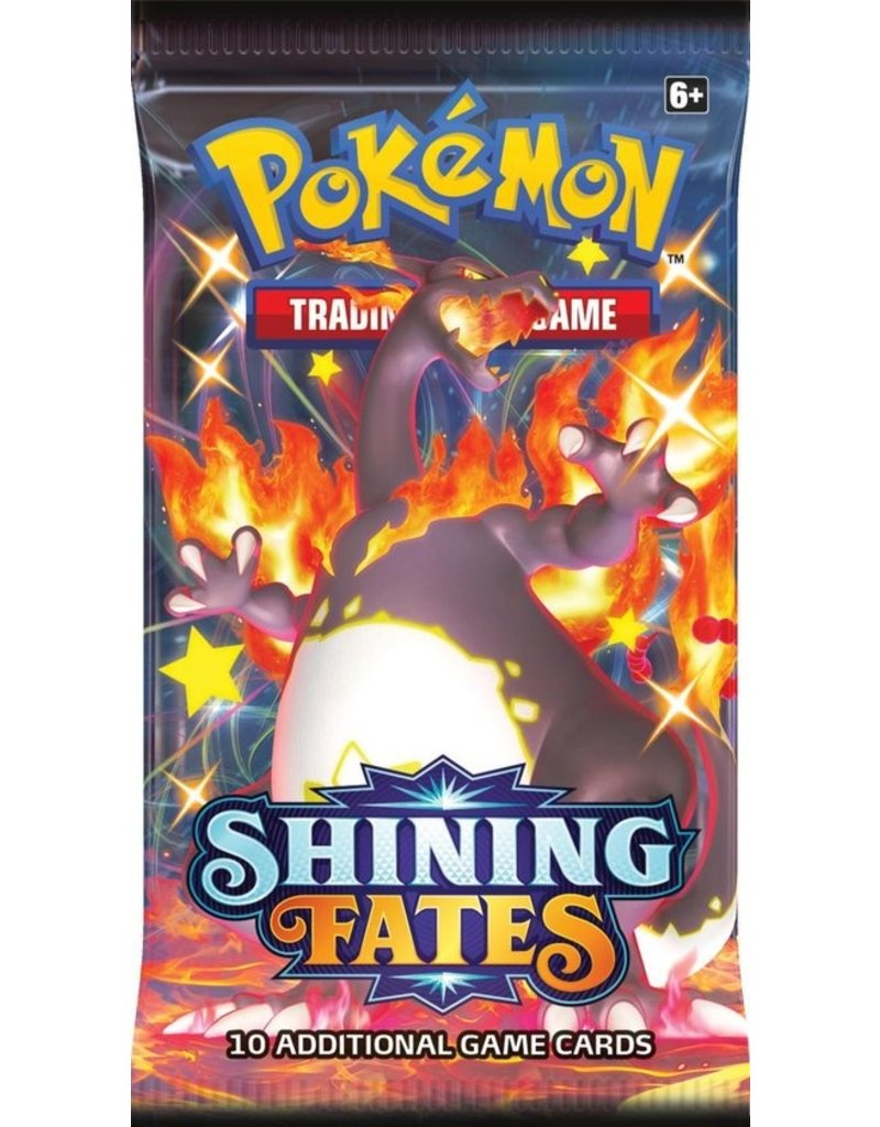 The Pokémon Company Shining Fates Booster Pack Pokemon