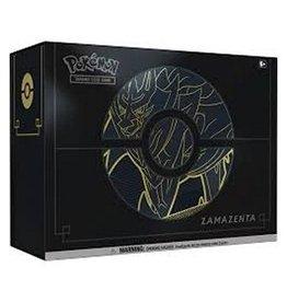 The Pokémon Company Pokemon Sword & Shield  Elite Trainer Box Plus - Zamazenta