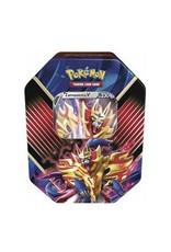 The Pokémon Company Legends of Galar Tins: Zamazenta V Tin Pokemon