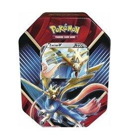 The Pokémon Company Legends of Galar Tins: Zacian V Tin Pokemon
