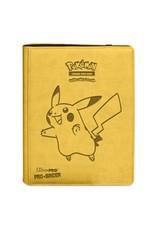 Ultra Pro Pokemon Premium Pro-Binder - Pikachu Ultra Pro