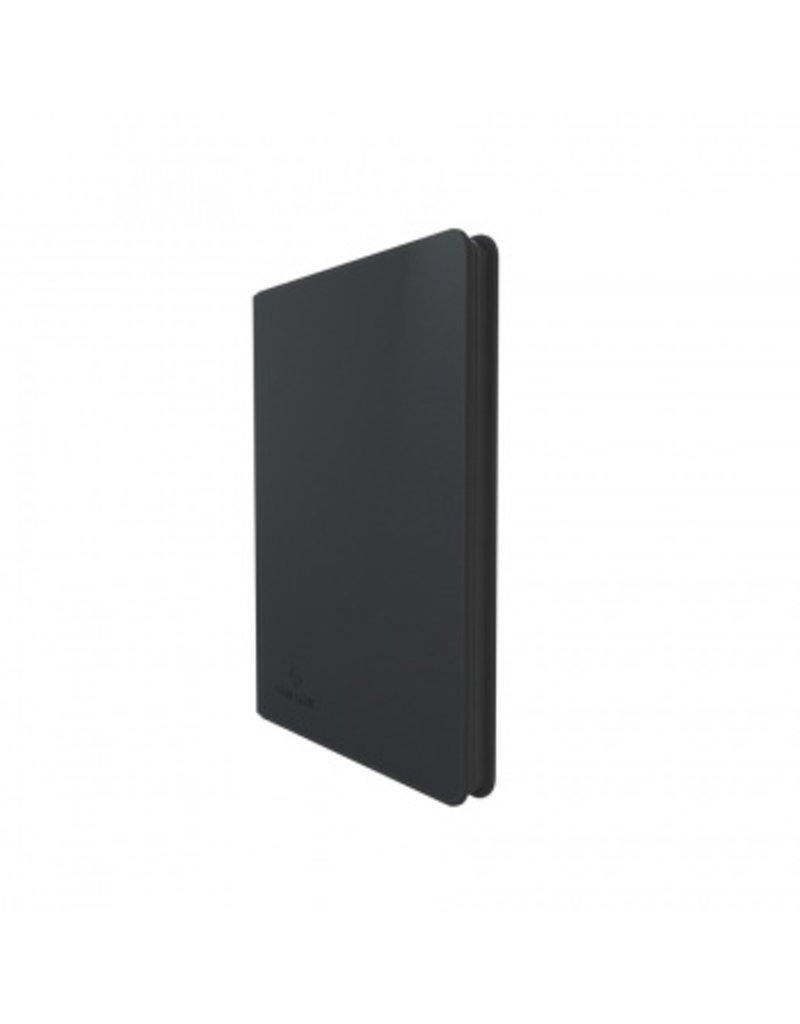 Gamegenic Zip-Up Album 18-Pocket Black Gamegenic