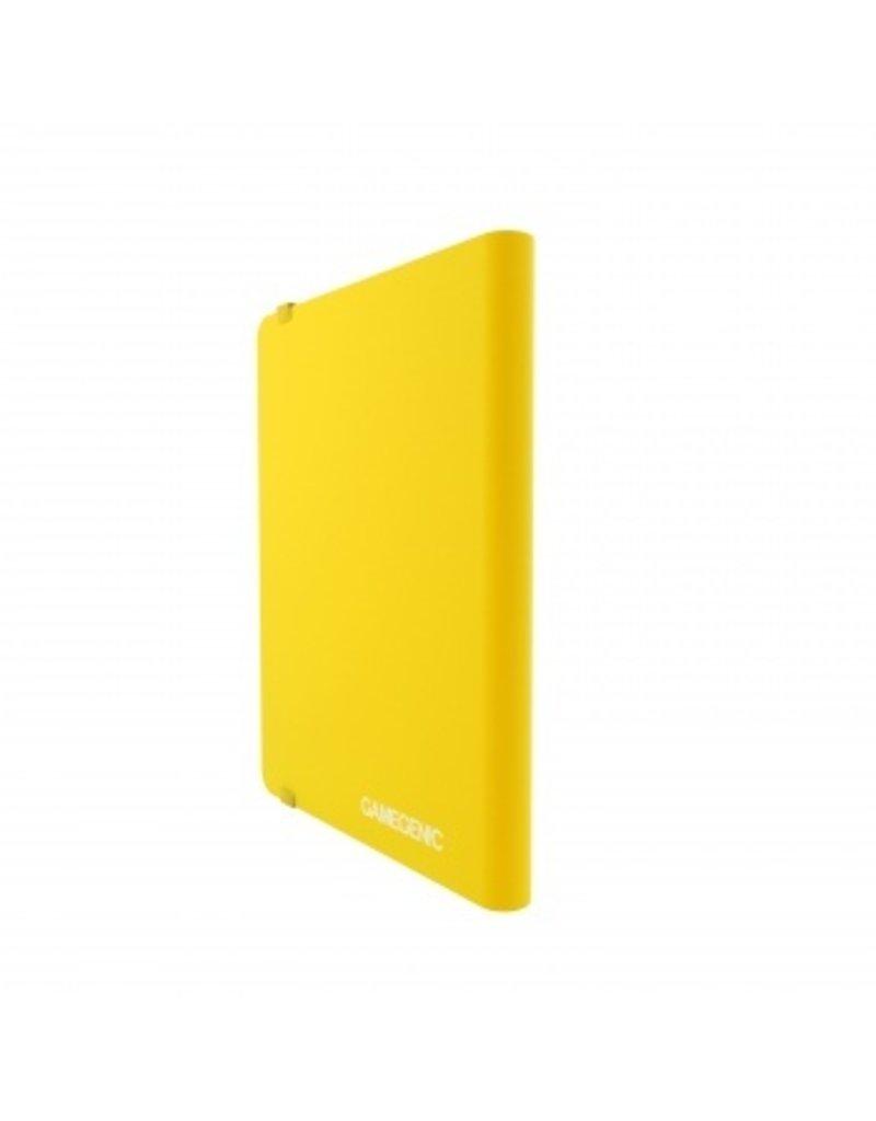 Gamegenic Casual Album 18-Pocket Yellow Gamegenic