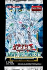 Yu-Gi-Oh! Dawn of Majesty Booster Pack Yu-Gi-Oh!