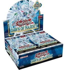 Yu-Gi-Oh! Dawn of Majesty Booster Box Yu-Gi-Oh!