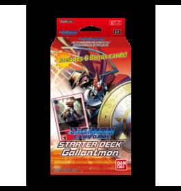 Digimon Digimon Card Game - Starter Deck Display Gallantmon ST-7