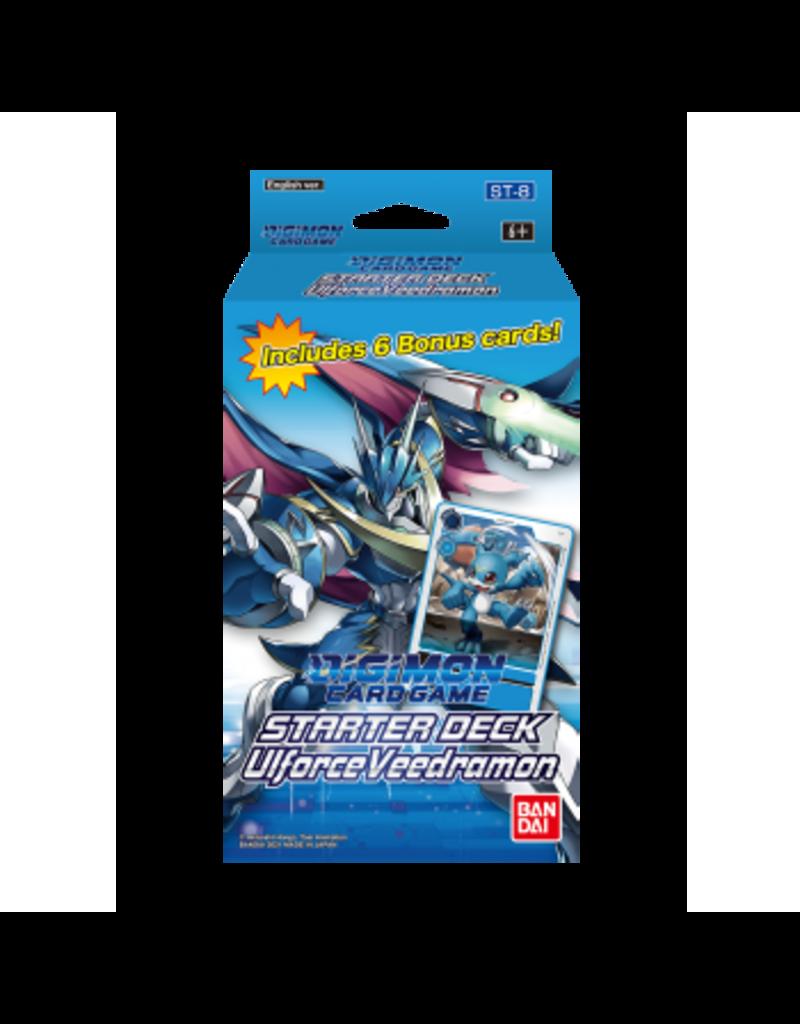 Digimon Digimon Card Game - Starter Deck Display UlforceVeedramon ST-8