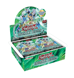 Yu-Gi-Oh! Legendary Duelist 8: Synchro Storm Case (12 Booster Boxes)