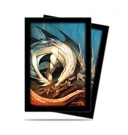 Ultra Pro Artist Gallery - Small Sleeves - Realms of Havoc - Mauricio Herrera - Dayoote Ultra Pro