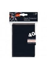 Ultra Pro Oversized Top Loading Sleeves - Black (40 Sleeves) Ultra Pro