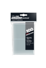 Ultra Pro Platinum Series Card Protectors (100 Sleeves) Ultra Pro