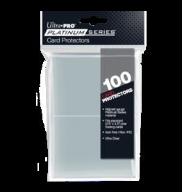 Ultra Pro Ultra Pro Platinum Series Card Protectors (100 Sleeves)