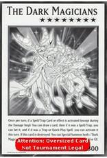 Yu-Gi-Oh! Oversized Promo Card - The Dark Magicians Yu-Gi-Oh!