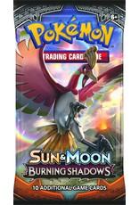 The Pokémon Company Pokemon Sun & Moon Burning Shadows Booster Pack