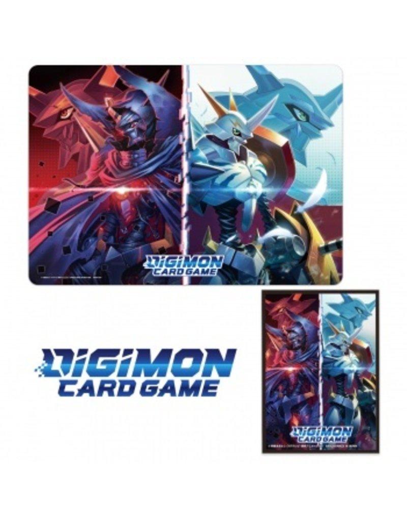 Digimon Digimon Card Game - Tamer's Set 2 Playmat & Sleeves