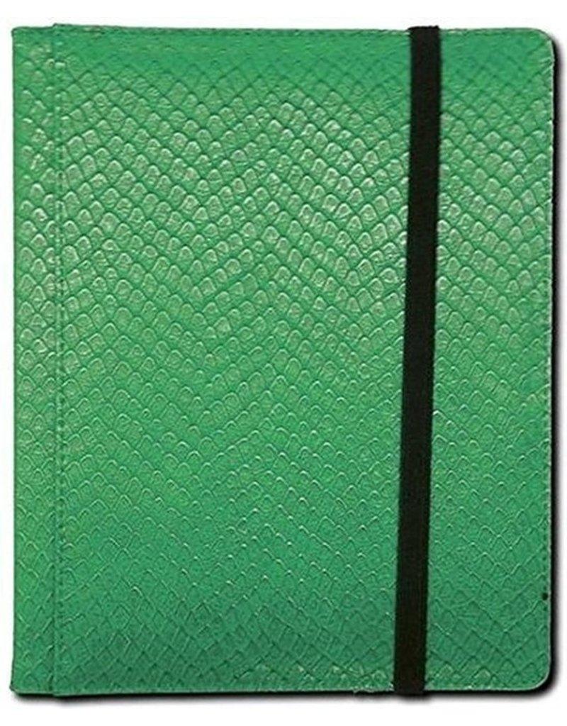 Legion Legion - 8 Pocket Dragonhide Binder (Green)
