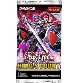Yu-Gi-Oh! King's Court Special Booster Pack Yu-Gi-Oh!