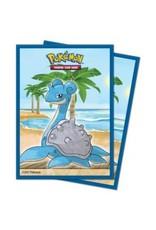 Ultra Pro Pokemon Gallery Series Seaside Deck Protector Sleeves Ultra Pro