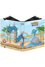 Ultra Pro Pokemon Gallery Series Seaside 9-Pocket Pro-Binder Ultra Pro