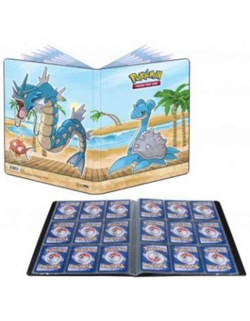 Ultra Pro Pokemon Gallery Series Seaside 9-Pocket Portfolio Ultra Pro