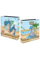 Ultra Pro Pokemon 3-Rings Album - Gallery Series Seaside Ultra Pro